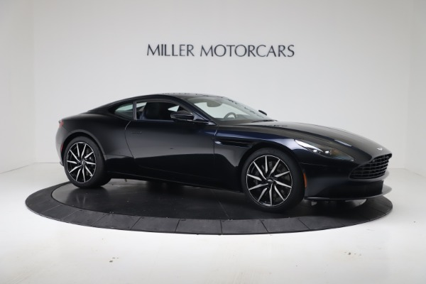 New 2020 Aston Martin DB11 V8 Coupe for sale $237,996 at Pagani of Greenwich in Greenwich CT 06830 10