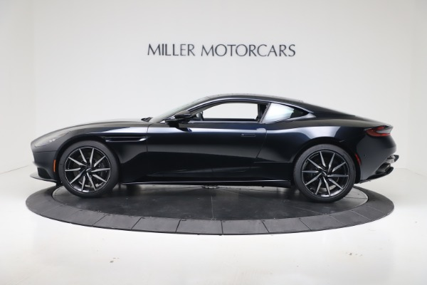 New 2020 Aston Martin DB11 V8 Coupe for sale $237,996 at Pagani of Greenwich in Greenwich CT 06830 3