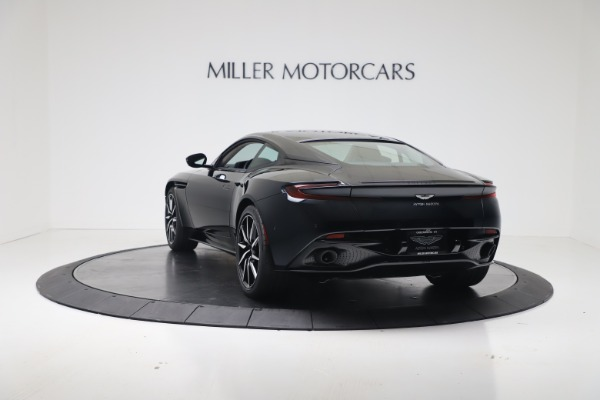New 2020 Aston Martin DB11 V8 Coupe for sale $237,996 at Pagani of Greenwich in Greenwich CT 06830 5