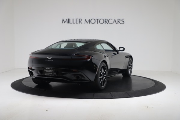 New 2020 Aston Martin DB11 V8 Coupe for sale $237,996 at Pagani of Greenwich in Greenwich CT 06830 7