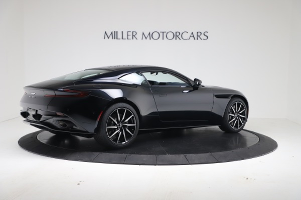 New 2020 Aston Martin DB11 V8 Coupe for sale $237,996 at Pagani of Greenwich in Greenwich CT 06830 8