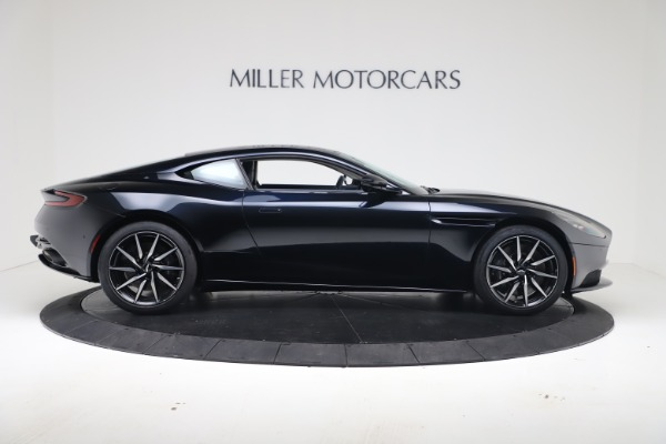 New 2020 Aston Martin DB11 V8 Coupe for sale $237,996 at Pagani of Greenwich in Greenwich CT 06830 9
