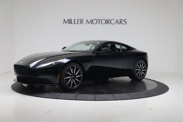 New 2020 Aston Martin DB11 V8 Coupe for sale $237,996 at Pagani of Greenwich in Greenwich CT 06830 1