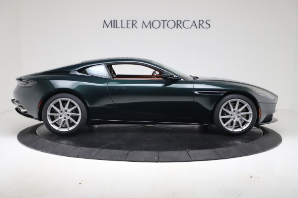 New 2020 Aston Martin DB11 V8 Coupe for sale Sold at Pagani of Greenwich in Greenwich CT 06830 10