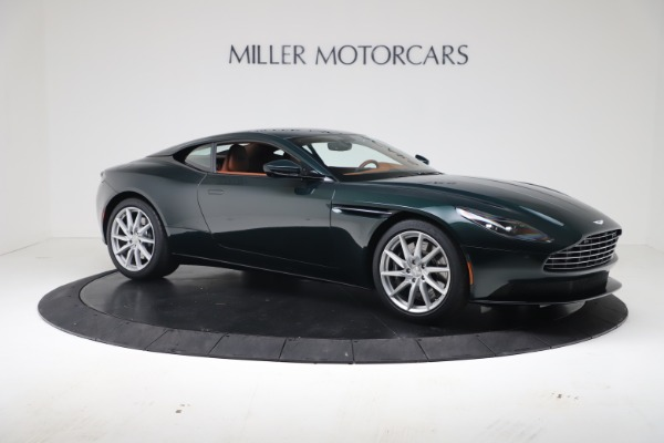 New 2020 Aston Martin DB11 V8 Coupe for sale Sold at Pagani of Greenwich in Greenwich CT 06830 11