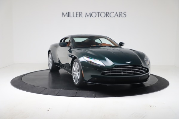 New 2020 Aston Martin DB11 V8 Coupe for sale Sold at Pagani of Greenwich in Greenwich CT 06830 12