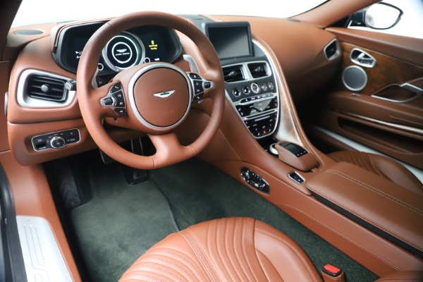 New 2020 Aston Martin DB11 V8 Coupe for sale Sold at Pagani of Greenwich in Greenwich CT 06830 14