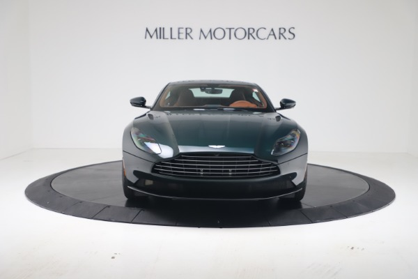 New 2020 Aston Martin DB11 V8 Coupe for sale Sold at Pagani of Greenwich in Greenwich CT 06830 2