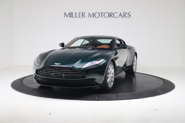 New 2020 Aston Martin DB11 V8 Coupe for sale Sold at Pagani of Greenwich in Greenwich CT 06830 3
