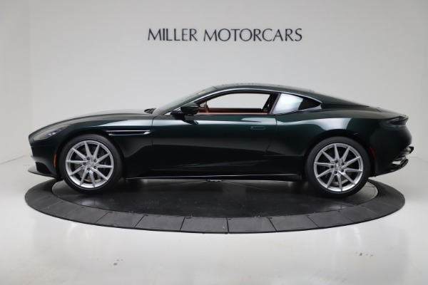 New 2020 Aston Martin DB11 V8 Coupe for sale Sold at Pagani of Greenwich in Greenwich CT 06830 4