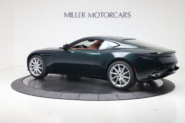 New 2020 Aston Martin DB11 V8 Coupe for sale Sold at Pagani of Greenwich in Greenwich CT 06830 5
