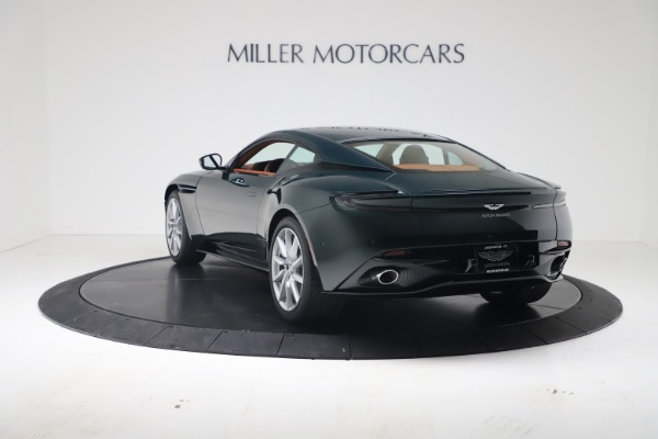 New 2020 Aston Martin DB11 V8 Coupe for sale Sold at Pagani of Greenwich in Greenwich CT 06830 6