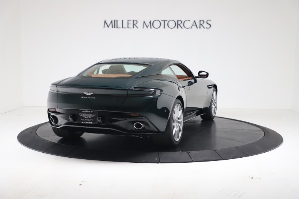 New 2020 Aston Martin DB11 V8 Coupe for sale Sold at Pagani of Greenwich in Greenwich CT 06830 8