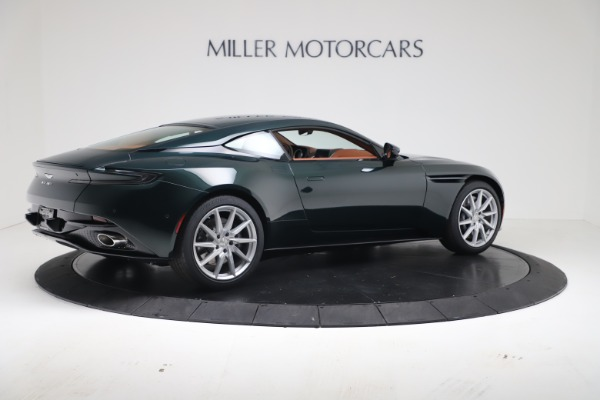 New 2020 Aston Martin DB11 V8 Coupe for sale Sold at Pagani of Greenwich in Greenwich CT 06830 9