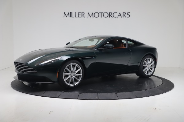 New 2020 Aston Martin DB11 V8 Coupe for sale Sold at Pagani of Greenwich in Greenwich CT 06830 1
