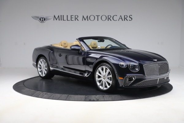 New 2020 Bentley Continental GTC V8 for sale $262,475 at Pagani of Greenwich in Greenwich CT 06830 10