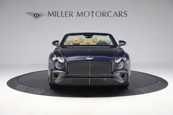 New 2020 Bentley Continental GTC V8 for sale $262,475 at Pagani of Greenwich in Greenwich CT 06830 11