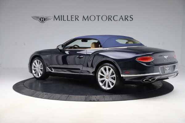 New 2020 Bentley Continental GTC V8 for sale $262,475 at Pagani of Greenwich in Greenwich CT 06830 14