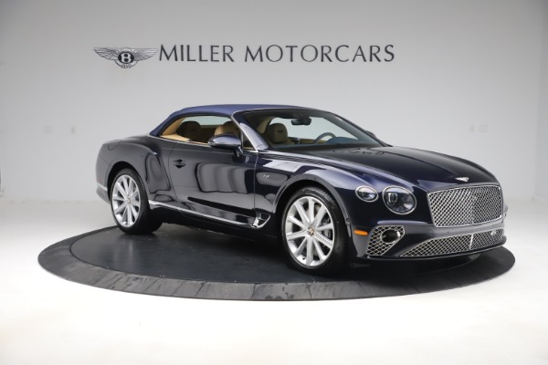 New 2020 Bentley Continental GTC V8 for sale $262,475 at Pagani of Greenwich in Greenwich CT 06830 17