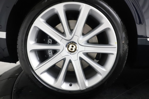 New 2020 Bentley Continental GTC V8 for sale $262,475 at Pagani of Greenwich in Greenwich CT 06830 18