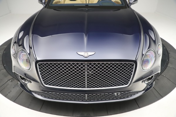 New 2020 Bentley Continental GTC V8 for sale $262,475 at Pagani of Greenwich in Greenwich CT 06830 19