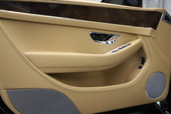 New 2020 Bentley Continental GTC V8 for sale $262,475 at Pagani of Greenwich in Greenwich CT 06830 21