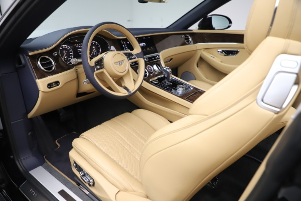 New 2020 Bentley Continental GTC V8 for sale $262,475 at Pagani of Greenwich in Greenwich CT 06830 22