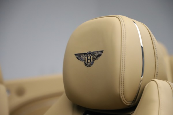 New 2020 Bentley Continental GTC V8 for sale $262,475 at Pagani of Greenwich in Greenwich CT 06830 25