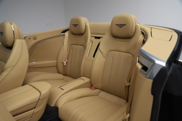 New 2020 Bentley Continental GTC V8 for sale $262,475 at Pagani of Greenwich in Greenwich CT 06830 26
