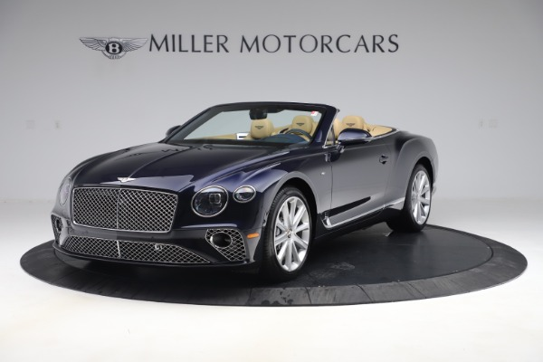 New 2020 Bentley Continental GTC V8 for sale $262,475 at Pagani of Greenwich in Greenwich CT 06830 1