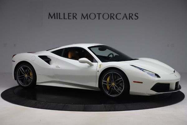Used 2017 Ferrari 488 GTB for sale $244,900 at Pagani of Greenwich in Greenwich CT 06830 10