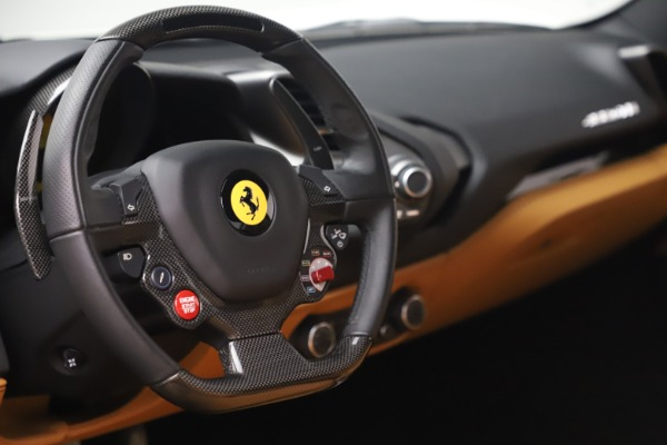 Used 2017 Ferrari 488 GTB for sale $244,900 at Pagani of Greenwich in Greenwich CT 06830 22