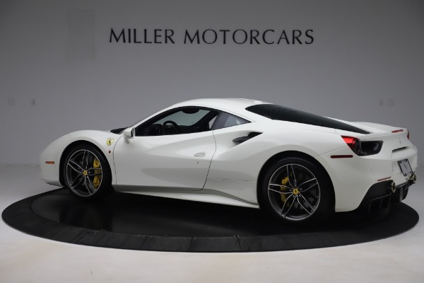 Used 2017 Ferrari 488 GTB for sale $244,900 at Pagani of Greenwich in Greenwich CT 06830 4