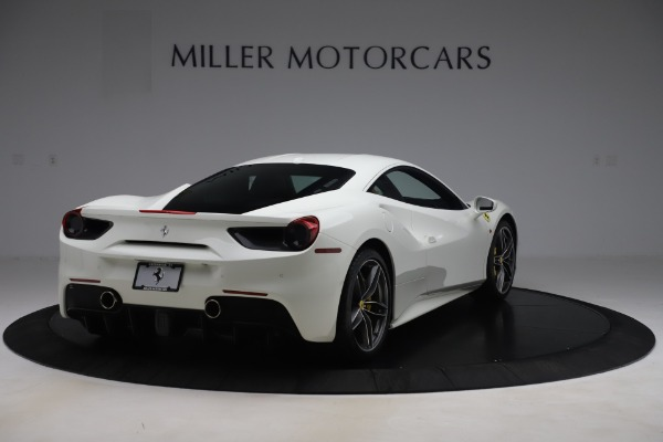 Used 2017 Ferrari 488 GTB for sale $244,900 at Pagani of Greenwich in Greenwich CT 06830 7