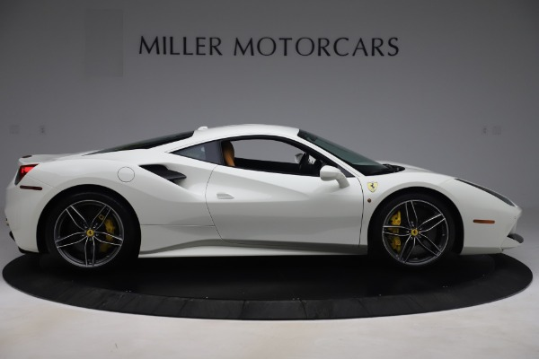 Used 2017 Ferrari 488 GTB for sale $244,900 at Pagani of Greenwich in Greenwich CT 06830 9