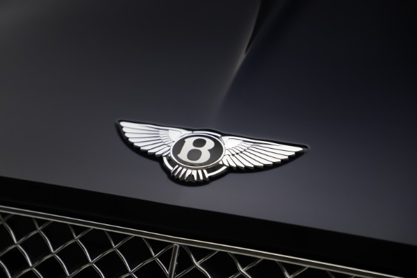 New 2020 Bentley Continental GTC V8 for sale Sold at Pagani of Greenwich in Greenwich CT 06830 22