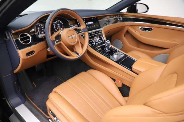 New 2020 Bentley Continental GTC V8 for sale Sold at Pagani of Greenwich in Greenwich CT 06830 25