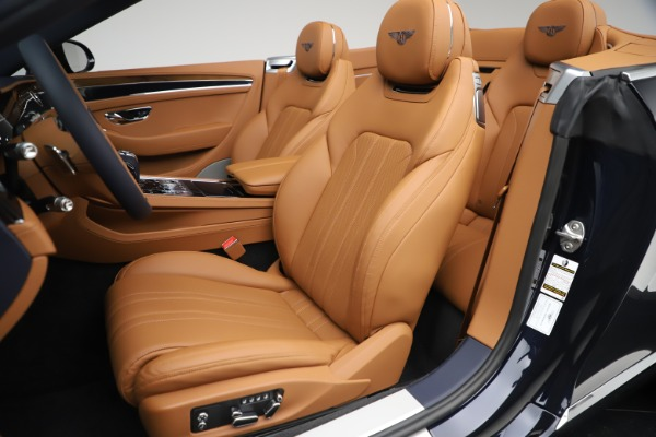New 2020 Bentley Continental GTC V8 for sale Sold at Pagani of Greenwich in Greenwich CT 06830 27
