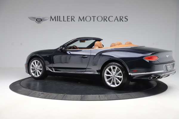 New 2020 Bentley Continental GTC V8 for sale Sold at Pagani of Greenwich in Greenwich CT 06830 5