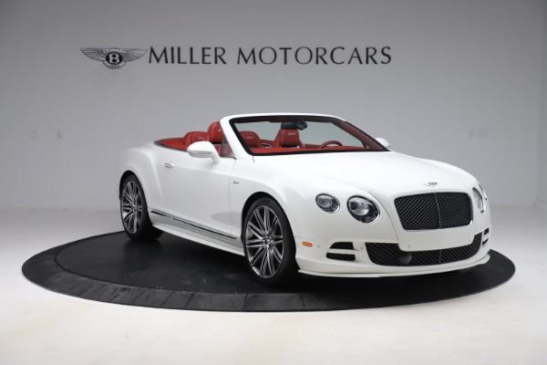 Used 2015 Bentley Continental GTC Speed for sale Sold at Pagani of Greenwich in Greenwich CT 06830 11