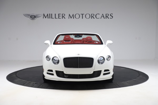Used 2015 Bentley Continental GTC Speed for sale Sold at Pagani of Greenwich in Greenwich CT 06830 12