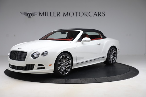Used 2015 Bentley Continental GTC Speed for sale Sold at Pagani of Greenwich in Greenwich CT 06830 13