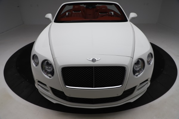 Used 2015 Bentley Continental GTC Speed for sale $125,900 at Pagani of Greenwich in Greenwich CT 06830 20