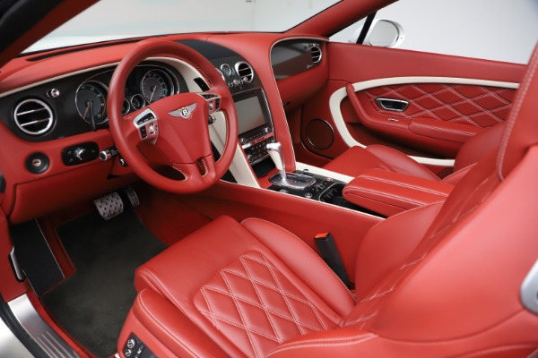 Used 2015 Bentley Continental GTC Speed for sale Sold at Pagani of Greenwich in Greenwich CT 06830 25
