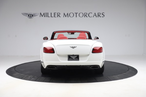 Used 2015 Bentley Continental GTC Speed for sale Sold at Pagani of Greenwich in Greenwich CT 06830 6