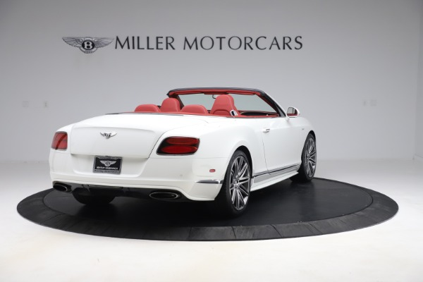 Used 2015 Bentley Continental GTC Speed for sale Sold at Pagani of Greenwich in Greenwich CT 06830 7