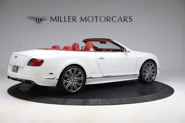 Used 2015 Bentley Continental GTC Speed for sale Sold at Pagani of Greenwich in Greenwich CT 06830 8
