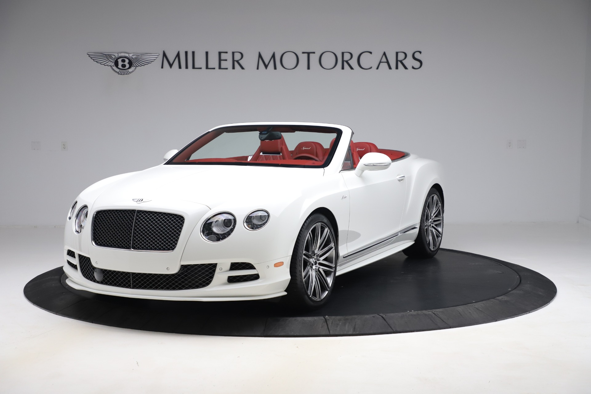 Used 2015 Bentley Continental GTC Speed for sale Sold at Pagani of Greenwich in Greenwich CT 06830 1