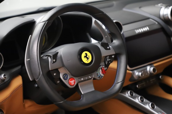 Used 2017 Ferrari GTC4Lusso for sale $221,900 at Pagani of Greenwich in Greenwich CT 06830 17