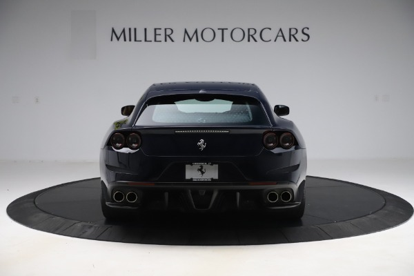Used 2017 Ferrari GTC4Lusso for sale $221,900 at Pagani of Greenwich in Greenwich CT 06830 6